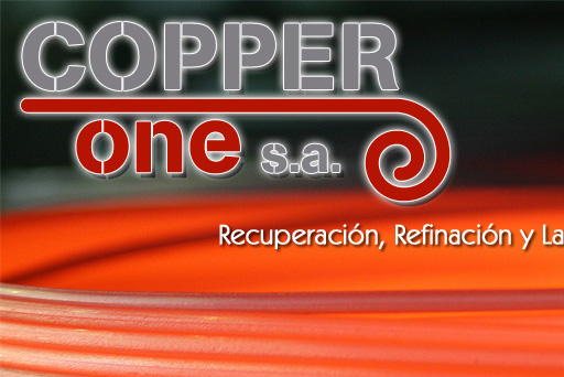 Copperone s.a.